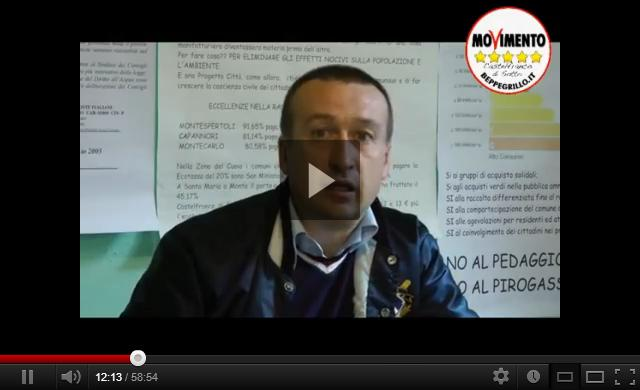 VIDEO CONFERENZA STAMPA